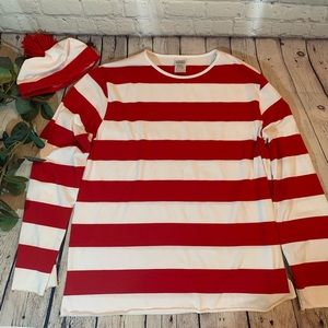 Where's Waldo Costume Set